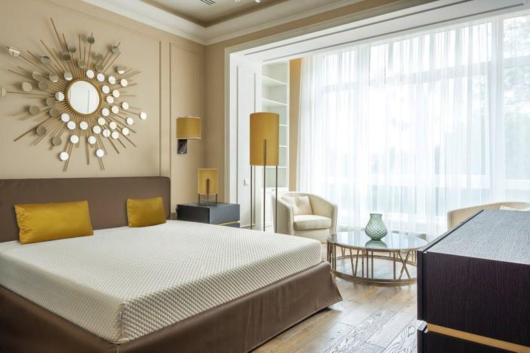 Nueva colección de lámparas de hotel: Velvet