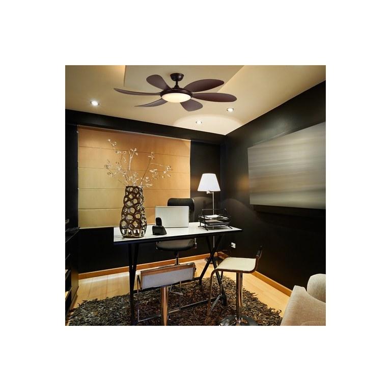 Nuevos productos: ventiladores de techo con y sin luz