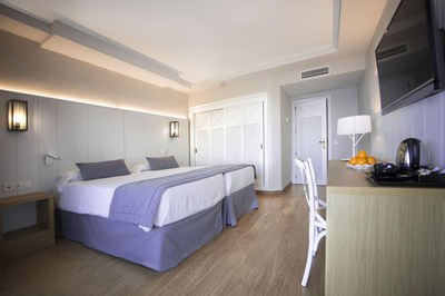 hotel estival Torreqebrada Benalmadena 2