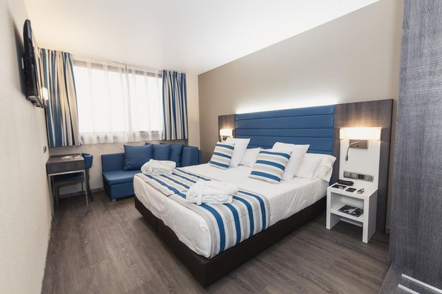 hotel ronda lesseps Banrcelona 1
