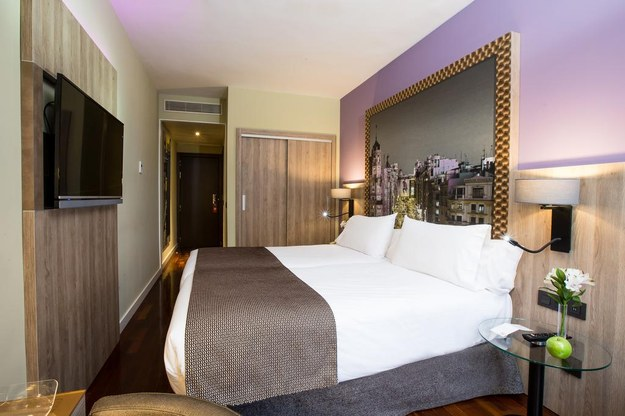 Leonardo Hotel Madrid City Centre 4E
