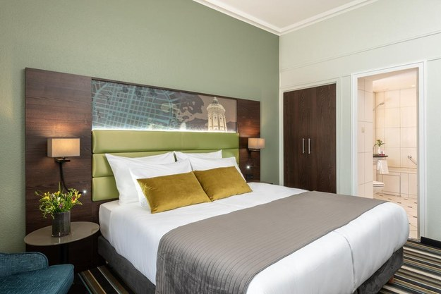 Leonardo Royal Hotel Mannheim 1