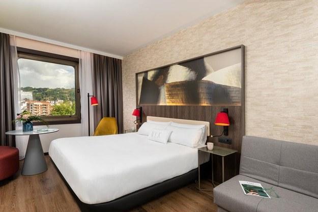 NYX hotel Bilbao by Leonardo Hotels 2