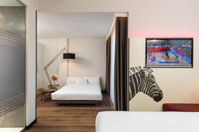 NYX hotel Bilbao by Leonardo Hotels 4