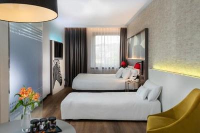 NYX hotel Bilbao by Leonardo Hotels 5